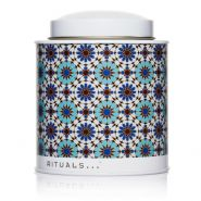 Rituals Authentic Tea Tin (empty) Hammam Mint (Case of 6)